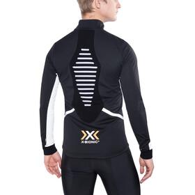 X-Bionic Running Winter Spherewind Light OW Jacket Men Black/White